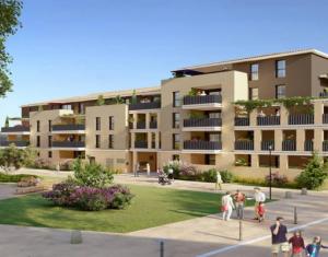 Achat / Vente immobilier neuf Aix-en-Provence quartier de la Duranne (13090) - Réf. 5521