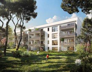 Achat / Vente immobilier neuf Aix-en-Provence quartier du Pont de l'Arc (13090) - Réf. 857