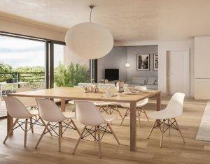 Achat / Vente immobilier neuf Aix-en-Provence secteur calme proche école (13090) - Réf. 4868