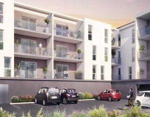 Achat / Vente immobilier neuf Istres 300 mètres centre historique (13800) - Réf. 1043