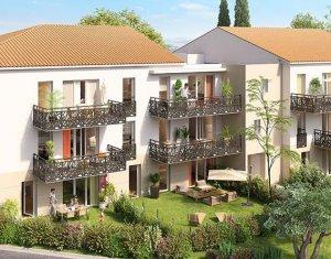 Achat / Vente immobilier neuf Istres quartier Trigance (13800) - Réf. 728