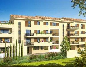 Achat / Vente immobilier neuf La Fare les Oliviers au cœur des vignes (13580) - Réf. 544
