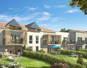 Achat / Vente immobilier neuf La Fare-les-Oliviers quartier Les Ferrages (13580) - Réf. 750