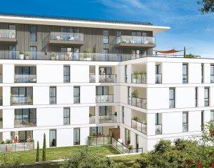 Achat / Vente immobilier neuf La Penne-sur-Huveaune proche des commerces (13821) - Réf. 1011