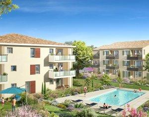 Achat / Vente immobilier neuf Le Puy-Sainte-Réparade proche de  Pertuis et Aix-en-Provence (13610) - Réf. 2507