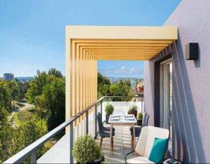 Achat / Vente immobilier neuf Marignane, petite résidence en lisière du parc Ferrage (13700) - Réf. 5324