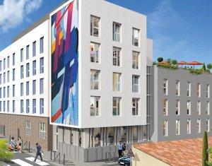 Achat / Vente immobilier neuf Marseille 05 à quelques pas du centre hospitalo-universitaire de la Timone (13005) - Réf. 4043