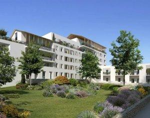 Achat / Vente immobilier neuf Marseille 09 Zac Vallon Régny (13009) - Réf. 6043