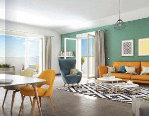 Achat / Vente immobilier neuf Marseille 10 secteur de la Timone (13010) - Réf. 3380