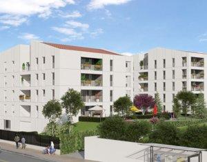 Achat / Vente immobilier neuf Marseille 11 face au massif de Saint-Cyr (13011) - Réf. 2783