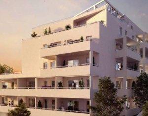 Achat / Vente immobilier neuf Marseille 12 au cœur du secteur des Caillols (13012) - Réf. 3462