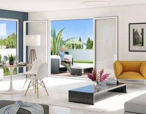 Achat / Vente immobilier neuf Marseille 12 Résidentiel Mazaudier (13012) - Réf. 2642
