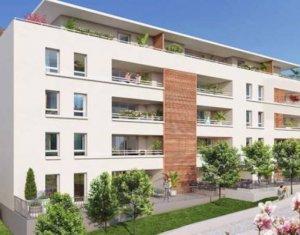 Achat / Vente immobilier neuf Marseille 12 secteur des Caillols, proche bus (13012) - Réf. 3057