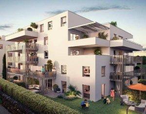 Achat / Vente immobilier neuf Marseille 12 village de Montolivet (13012) - Réf. 5723