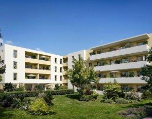 Achat / Vente immobilier neuf Marseille 13 secteur La Rose (13013) - Réf. 3407