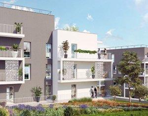 Achat / Vente immobilier neuf Marseille 13e proche des transports en commun (13013) - Réf. 1860