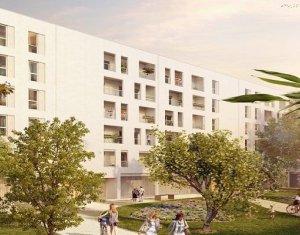 Achat / Vente immobilier neuf Marseille 15 en plein centre quartier Euroméditerranée (13015) - Réf. 1036