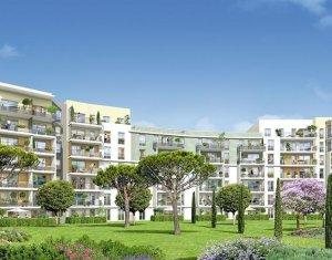 Achat / Vente immobilier neuf Marseille 15 Village de Saint Antoine (13015) - Réf. 2219