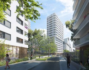 Achat / Vente immobilier neuf Marseille 3 proche futur parc Bougainville (13003) - Réf. 981