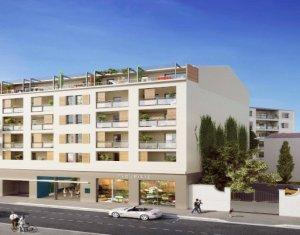 Achat / Vente immobilier neuf Marseille 4 Blancarde résidence Intimiste (13004) - Réf. 3007
