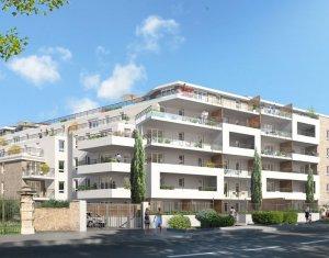 Achat / Vente immobilier neuf Marseille 9 proche du Parc National des Calanques (13009) - Réf. 1497