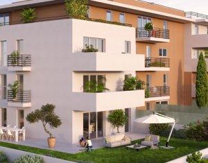 Achat / Vente immobilier neuf Marseille 9e Le Cabot (13009) - Réf. 1482
