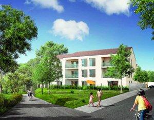 Achat / Vente immobilier neuf Marseille au coeur du secteur de Saint-Jérôme (13013) - Réf. 3972