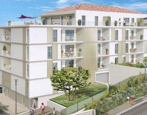 Achat / Vente immobilier neuf Marseille quartier des Camoins (13011) - Réf. 1747