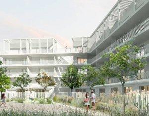 Achat / Vente immobilier neuf Marseille secteur de Sormiou et proche écoles (13009) - Réf. 4203