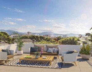 Achat / Vente immobilier neuf Marseille secteur Wulfran-Puget (13008) - Réf. 4111