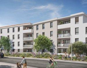 Achat / Vente immobilier neuf Martigues à 450 mètres de la gare de Croix-Sainte (13500) - Réf. 3682