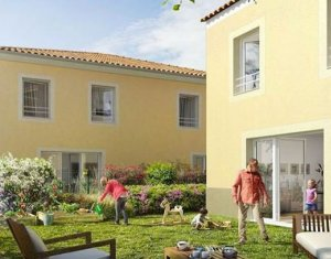 Achat / Vente immobilier neuf Miramas en bordure de la Crau TVA réduite (13140) - Réf. 128