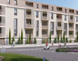 Achat / Vente immobilier neuf Miramas proche commerces et transports (13140) - Réf. 3889