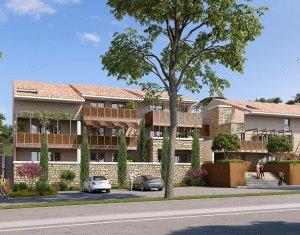 Achat / Vente immobilier neuf Peynier au coeur du village (13790) - Réf. 2882