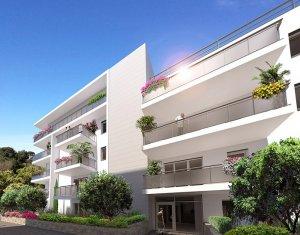 Achat / Vente immobilier neuf Roquevaire secteur Le Repos (13360) - Réf. 2656