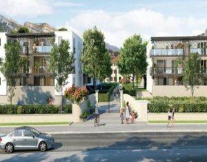 Achat / Vente immobilier neuf Roquevaire secteur Saint-Roch (13360) - Réf. 2932