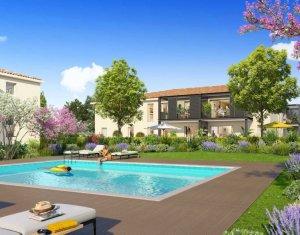 Achat / Vente immobilier neuf Saint-Cannat à 500 mètres du coeur de ville (13760) - Réf. 4028