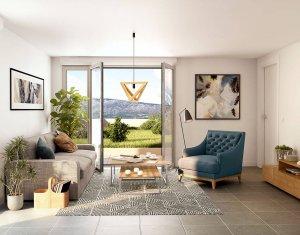 Achat / Vente immobilier neuf Trets cadre naturel proche centre-ville (13530) - Réf. 6279