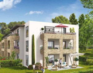 Achat / Vente immobilier neuf Ventabren proche groupe scolaire Edouard Peisson (13122) - Réf. 3856