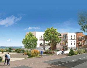 Achat / Vente immobilier neuf Vitrolles au centre du quartier des Salins (13127) - Réf. 1930