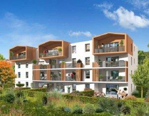 Achat / Vente immobilier neuf Vitrolles quartier Nouvelle Rive (13127) - Réf. 2435
