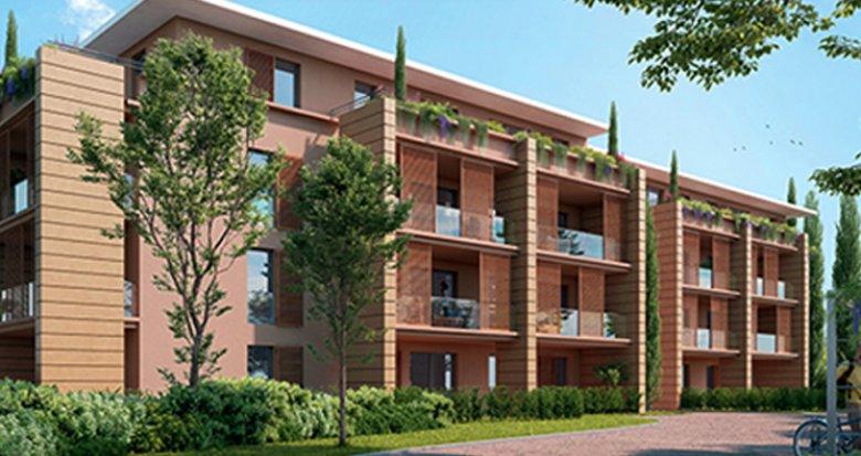 Achat / Vente immobilier neuf Aix-en-Provence à 10 min du centre-ville (13090) - Réf. 2356