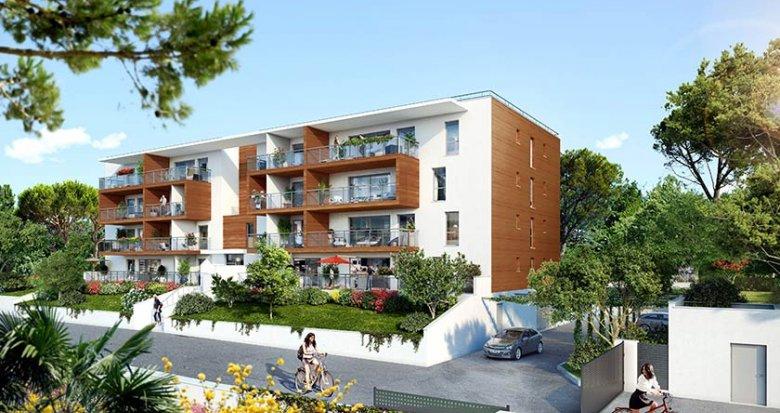 Achat / Vente immobilier neuf Aix-en-Provence à deux pas des commerces (13090) - Réf. 1729