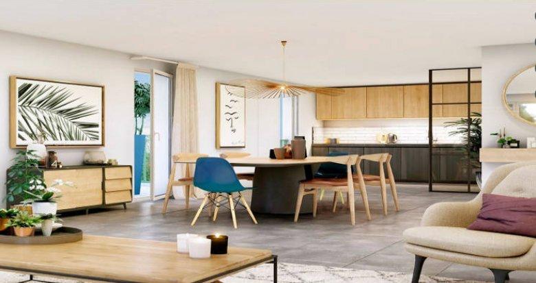 Achat / Vente immobilier neuf Aix-en-Provence au cœur du quartier Saint-Anne (13090) - Réf. 4969