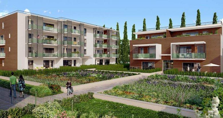 Achat / Vente immobilier neuf Aix-en-Provence au sein du Domaine de la Parade (13090) - Réf. 1214