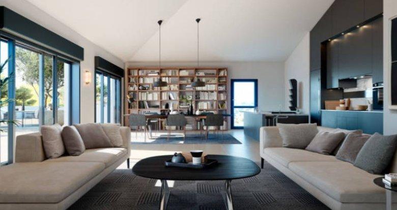 Achat / Vente immobilier neuf Aix-en-Provence Le Pigonnet  10min à pied du centre (13090) - Réf. 4470