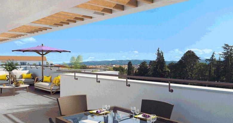 Achat / Vente immobilier neuf Aix-en-Provence Nord-Ouest (13090) - Réf. 408