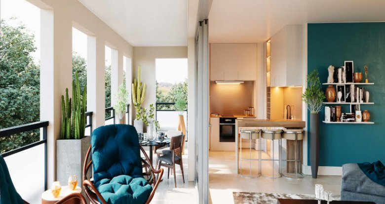 Achat / Vente immobilier neuf Aix-en-Provence Pont de l'Arc (13090) - Réf. 5325