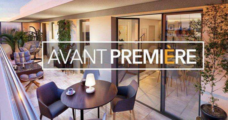 Achat / Vente immobilier neuf Aix-en-Provence proche centre-ville (13090) - Réf. 4404
