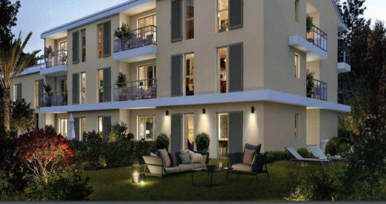 Achat / Vente immobilier neuf Aix-en-Provence proche cœur de village (13090) - Réf. 3761